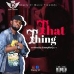 Stanly Vr - Like that thing (Prod by emmyBlaQ)