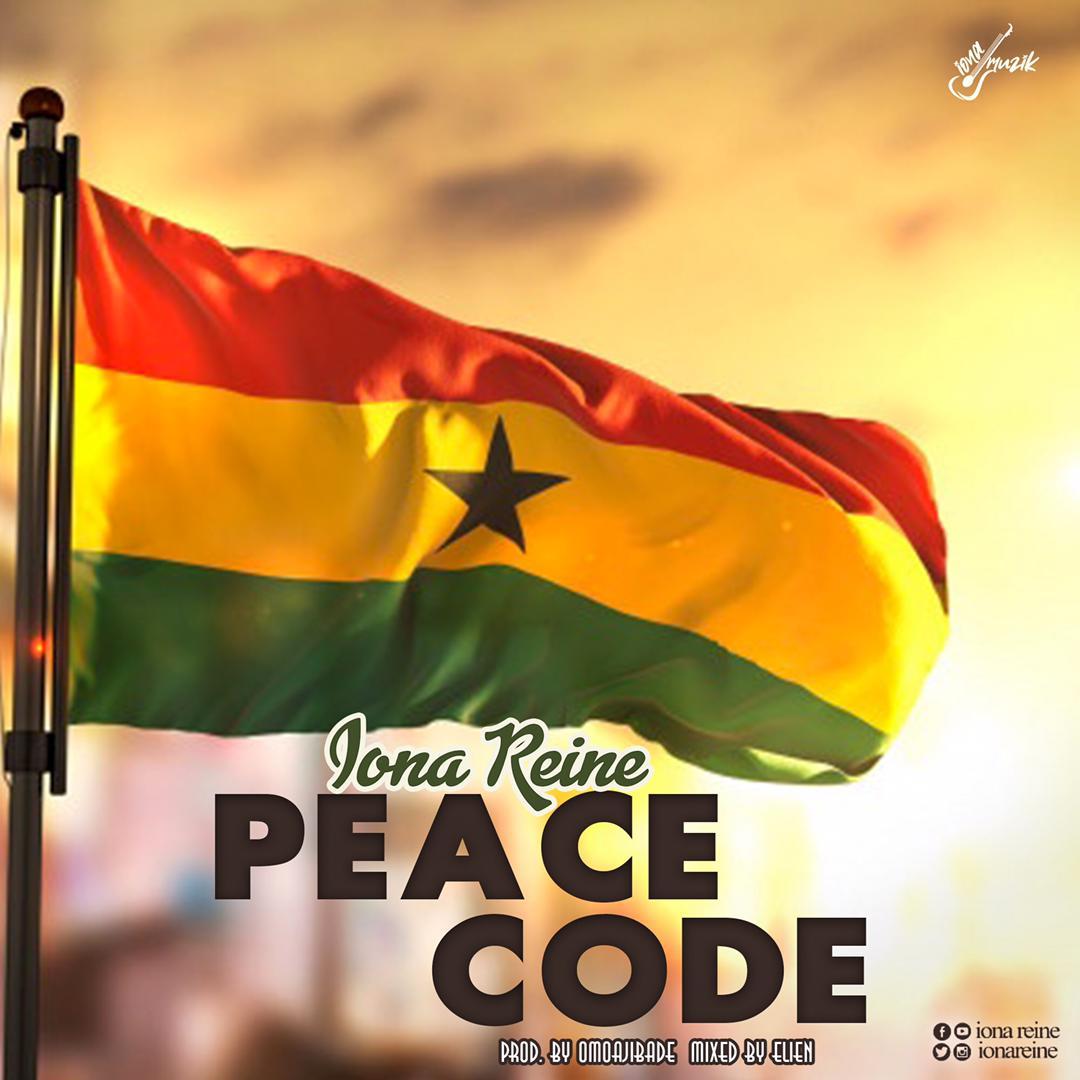 iOna Reine - Peace Code