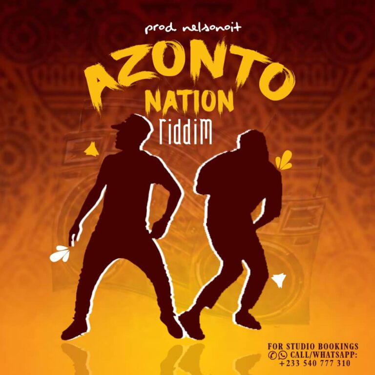 Azontonation (Free Riddim) (AZonto) Prod By NelsonOnIt (70 Riddim Project for 2021)