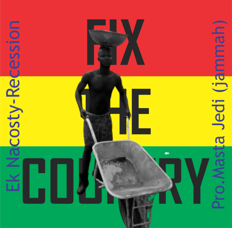 EK Nacosty – Recession (Fix The Country)