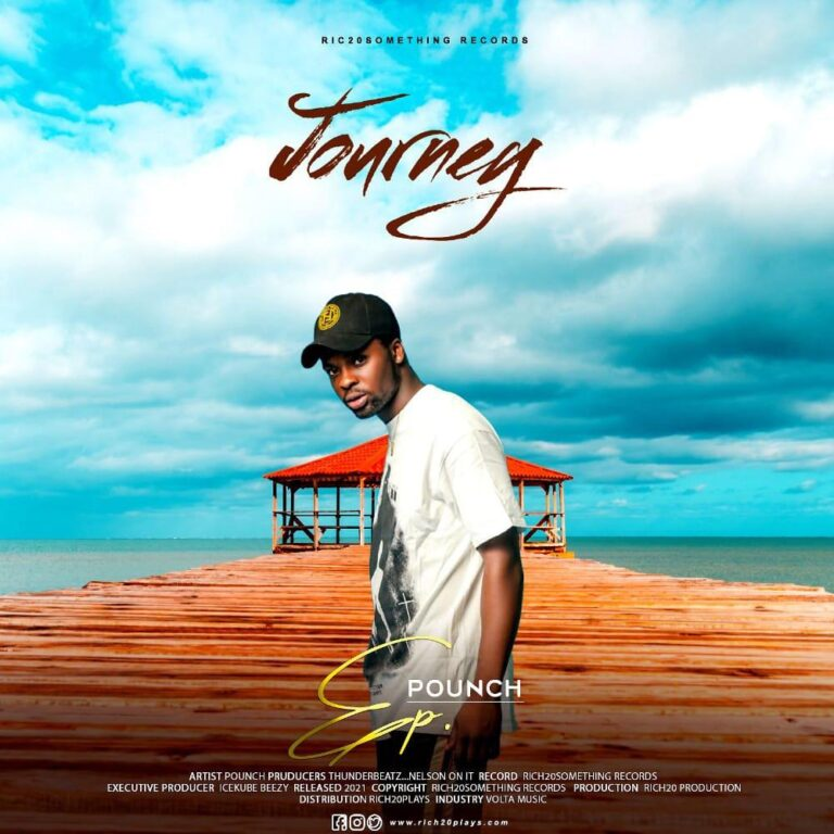 Pounch – Journey Ep