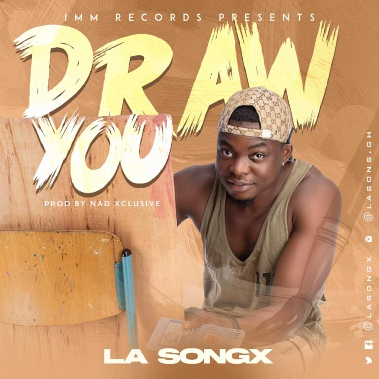 LA SONGX IS ABOUT TO TAKE OVER WITH A NEW SINGLE – DRAW YOU