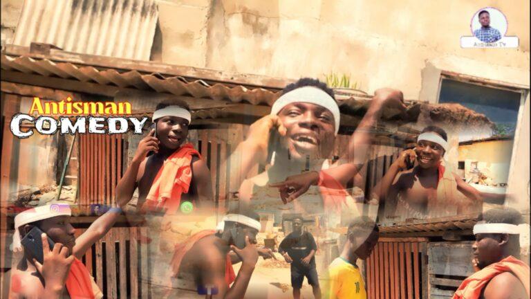 Antis Man comedy ft B Boys and Achino boys – #Fixthexcountry