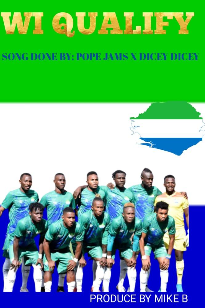 Pope Jams x Dicey Dicey – Victory Leone Stars