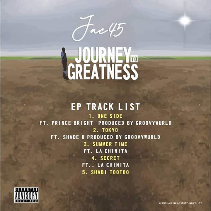 Jac45 - Journey To Greatness