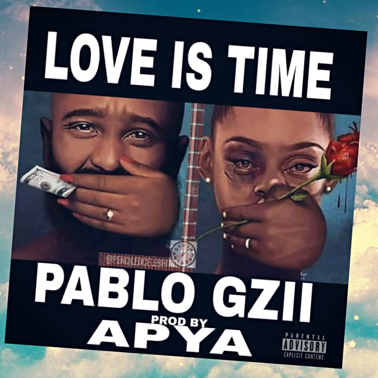 Pablo Gzii - Love Is Time