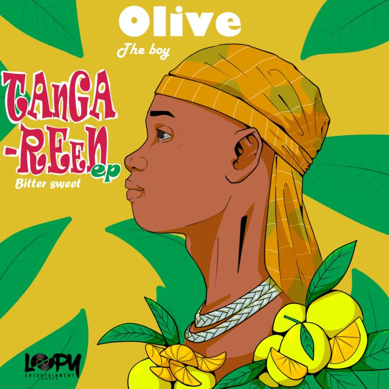 Olive The Boy – Tangareen EP (Prod. By Beat Vampire)