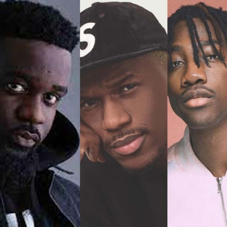 I will discipline DeeMoney And Joey B when I come back to Ghana- Sarkodie