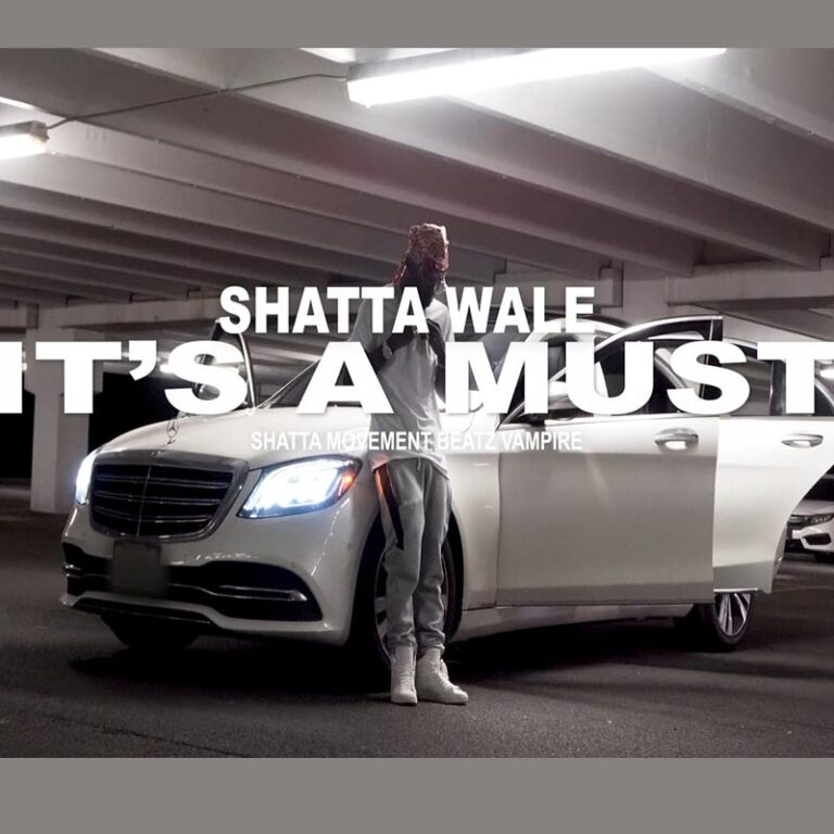 Download Shatta Wale – It's a must (Music + Official video )
