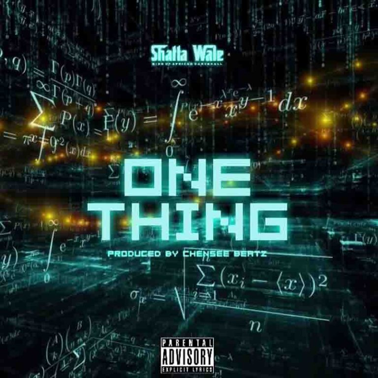 Shatta Wale – One Thing