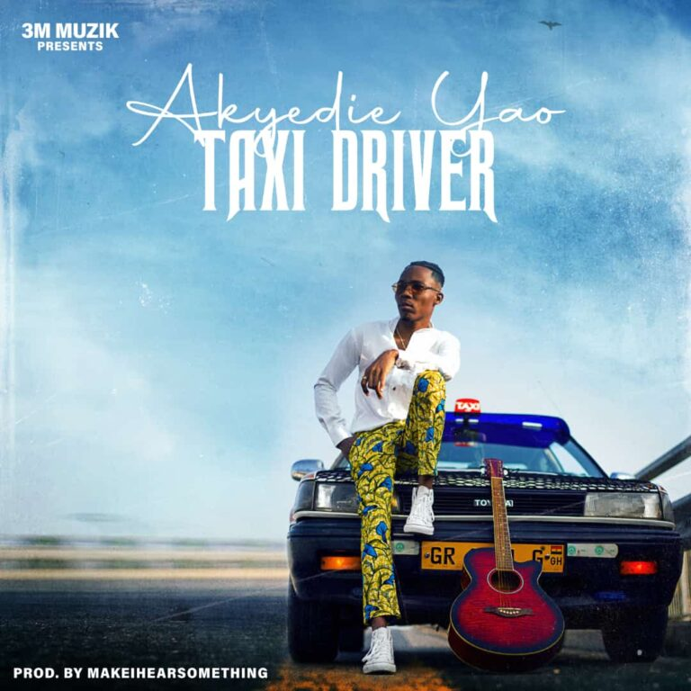 Akyedie Yao – Taxi Driver
